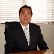 代表取締役 菊地高志 写真